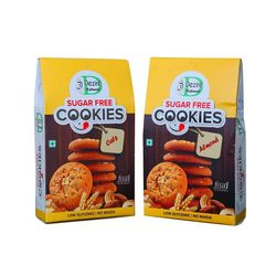 Sugar-less Cookies Dezire Natural - Multigrain- 280gms
