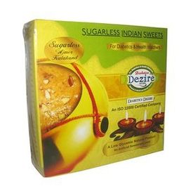 Ajmer Kalakhand Sugarless - 250 gms Diabetics Dezire