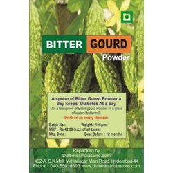 Bitter Gourd Karela Powder for Diabetics, 100 gms