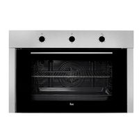 Teka 90 cm Built-In Gas oven with Gas Grill HSF 924 G, 88 liters, 4 Multifunction cooking modes