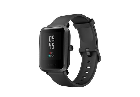 Amazfit Bip S Smart Watch, Carbon Black
