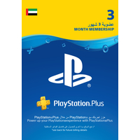 Sony PS+ Subscription 3 Month