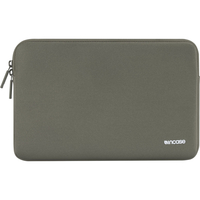 "Incase Classic Sleeve for Select 15"" MacBook Pro Notebooks, Anthracite/Ariaprene"