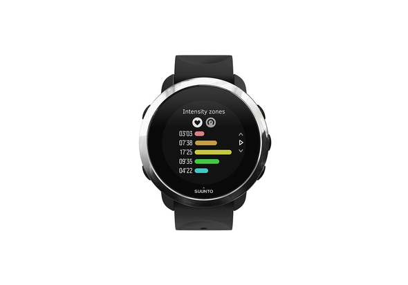 Suunto 3 G1 Fitness Smart Watch, Black