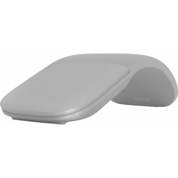 Microsoft Surface Arc Bluetooth Mouse, Light Grey