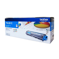 Brother TN-261C Toner Cartridge, Cyan
