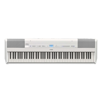 Yamaha P-515WH 88-Key Portable Digital Piano, White