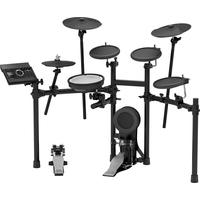 Roland TD-17K-L+ MDS-COM Drums Electronic Drum Kit, Black