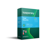 Kaspersky KTS4USER Total Security 2020 4 Users