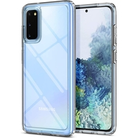 Max & Max MX-S20-HD HD Hard Transparent Cover For Samsung S20