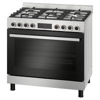 BOSCH 90cm Gas Cooker HIZ5G7W50M
