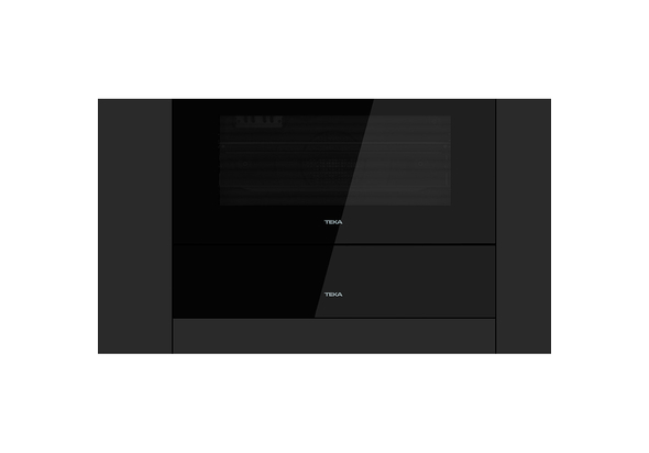 Teka Built-In Warming Drawer CP 150 GS, 6 Place settings, 60x14 cm, Changable Front panel, Push-Pull Opening system