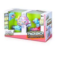 Maisto Stunt Series 2 pack 1: 24 Scale Robo Fighters