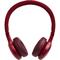 سماعات رأس لاسلكية جي بي ال  ,JBL Live 400BT Wireless Over Ear Headphones,  أسود