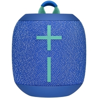 Ultimate Ears Wonderboom Portable Wireless Bluetooth Speaker-Blue
