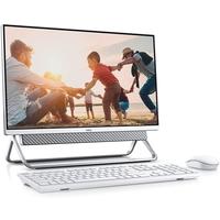 """Dell Inspiron 5000 AIO, 16GB RAM, 1TB HDD+ 256 GB SSD, 23.8"""" , Silver"""