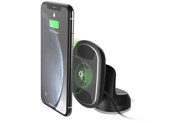 iOttie iTap 2 Wireless Magnetic Qi Wireless Dashboard Mount