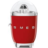 Smeg CJF01RDUK Citrus Juicer, Red