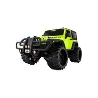 Maisto Off Road Jeep Wrangler Radio Controlled Car