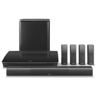 Bose Lifestyle 650 Home Theater System,  Black