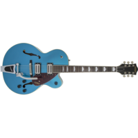 Gretsch G2420T Streamliner Hollow Body with Bigsby, Laurel Fingerboard, Broad Tron bt-2s Pickups, Riviera Blue