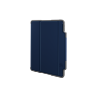 STM DUX Plus for iPad Air 4th Gen, Midnight Blue