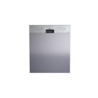 Teka 60cm Partially integrated Dishwasher DW8 60 S for 13 place settings with 5 washing programs, fast and Eco programs