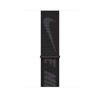 Apple 45mm Black Nike Sport Loop