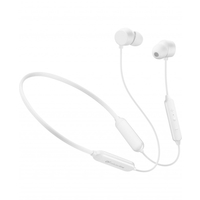 Cellularline Neckband Flexible Bluetooth Earphones, White