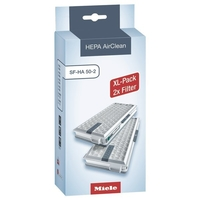 Miele HEPA Air Clean filter with time strip SF-HA 30 - twin pack at a discount price