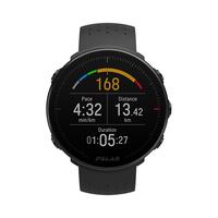 Polar Vantage GPS Running Multisport Watch,  أسود