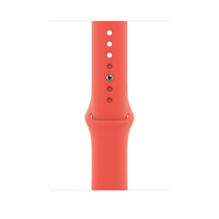 Apple 44mm Pink Citrus Sport Band Regular