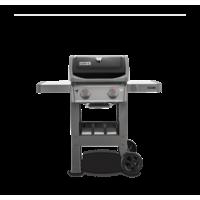 Weber Spirit II E-210 GBS Gas Grill, Black