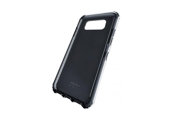 Cellularline Tetra Force Shock Twist Case for Galaxy S8 Plus, Black