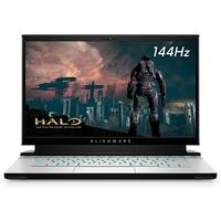 "Dell Alienware M15 R3, 10th Gen Intel Core i7-10750H, 32GB RAM, 1TB SSD, NVIDIA GeForce RTX 2080 8GB Graphics, 15.6"" FHD Premium Gaming Laptop, White"