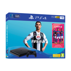 Sony PlayStation 4 1TB FIFA 19 Bundle