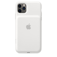 Apple iPhone 11 Pro Max Smart Battery Case,  White