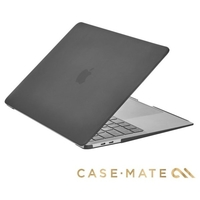 Case Mate Snap Case For Macbook Air 13-inch - Smoke Black