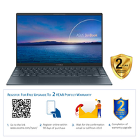"Asus Zenbook i5 8GB, 512GB 14"" Laptop, Grey"