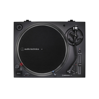 Audio Technica AT-LP120XUSB Direct-Drive Turntable (Analog & USB) , Black