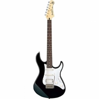 Yamaha Electric Pacifica 012 Steel String Guitar, Black
