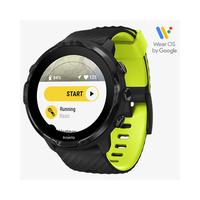 Suunto 7 GPS Sport Smartwatch,  Black Lime