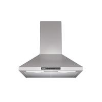 Siemens iQ100 wall-mounted cooker hood 60 cm Stainless steel LC64WA521B