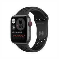 Apple Watch Nike Series 6 GPS, 44mm Space Gray Aluminium Case with Anthracite/Black Nike Sport Band