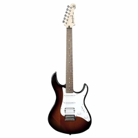 Yamaha PACIFICA112J OVS Steel String Electric Guitar - Old Violin Sunburst