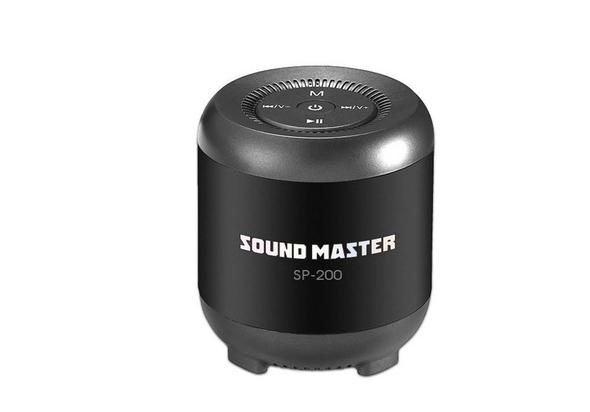 Xcell SP-200 2 In 1 Bluetooth Speaker Black