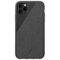 Native Union Clic Canvas Case for iPhone 11 Pro Max, Black