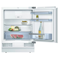 BOSCH 123 Litres Built In Refrigerator with Freezer KUL15A60M