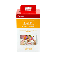 Canon RP-108 High-Capacity Color Ink/Paper Set