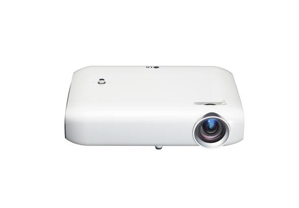 LG 1000 Lumen Minibeam LED Projector